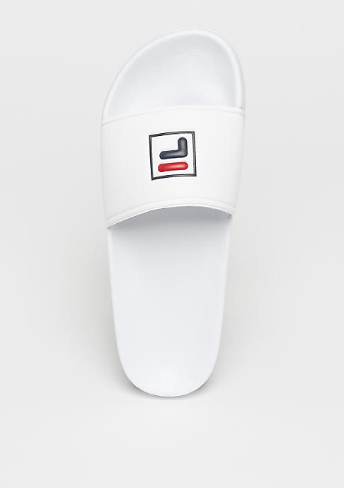 Fila Men Palm Beach Slipper white