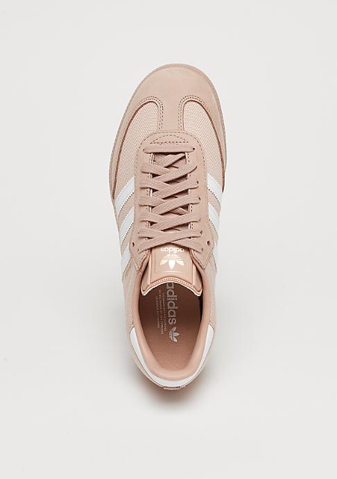 adidas Samba ash pearl/crystal white/linen