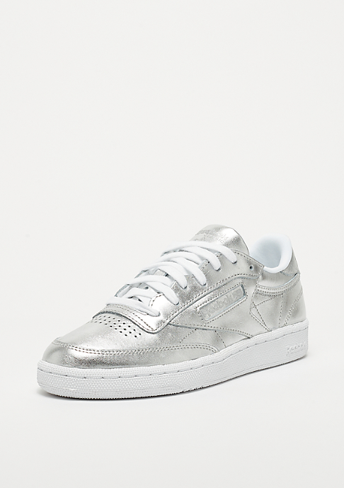 Reebok Club C 85 Shine silver