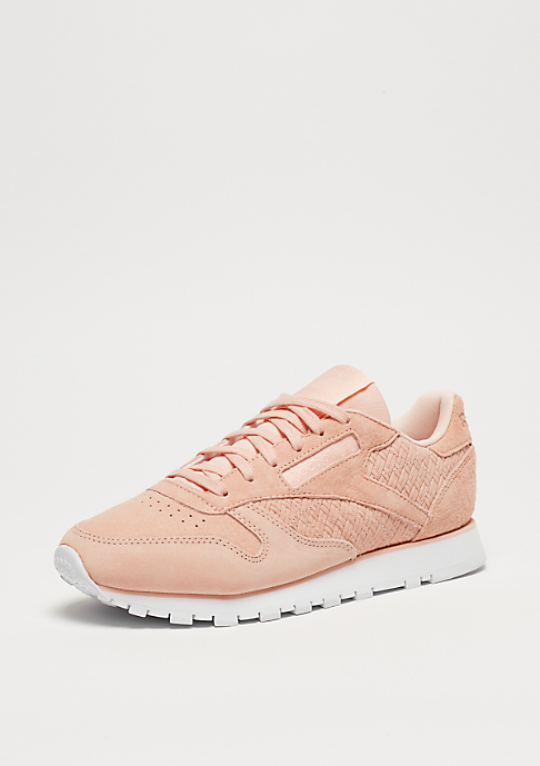 Reebok Classic Leather Woven rose