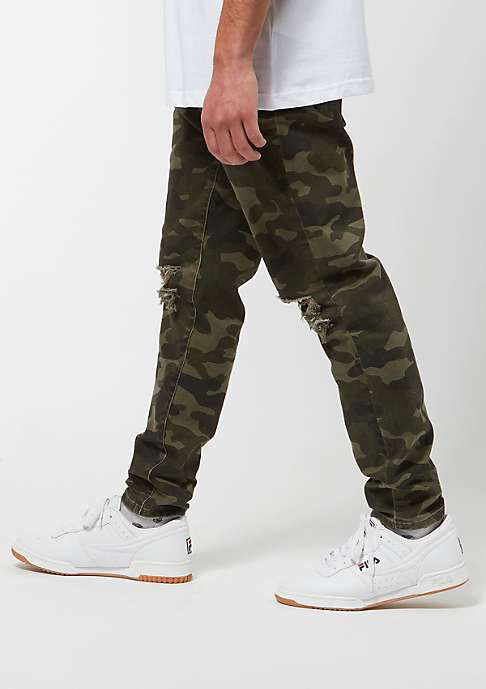 Cayler & Sons ALLDD Unchained Tim Denim woodland camo
