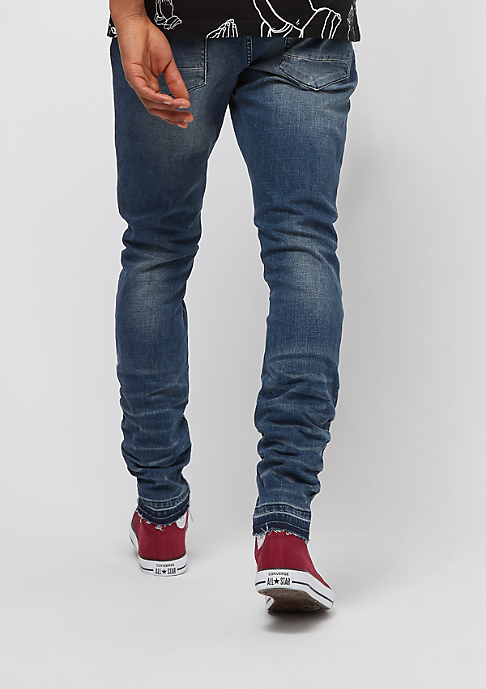 Cayler & Sons ALLDD Stacked Ian Denim Pants sand washed blue
