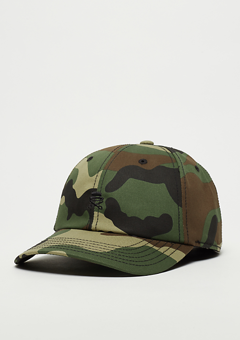 Cayler & Sons PA Small Icon woodland camo/black