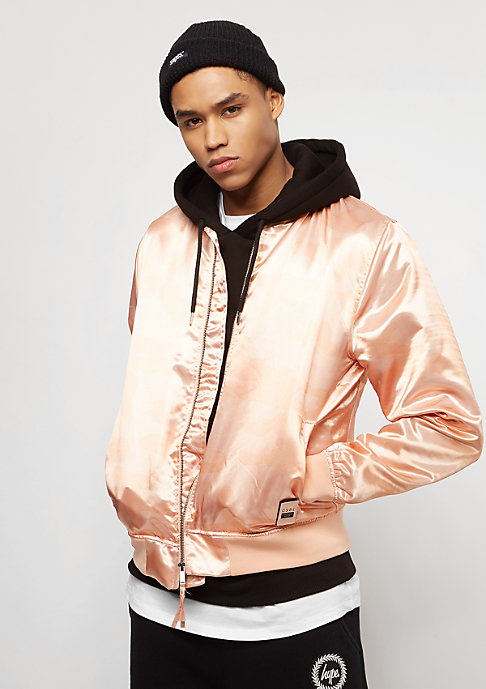 Cayler & Sons Lessen Bomber light peach/camo