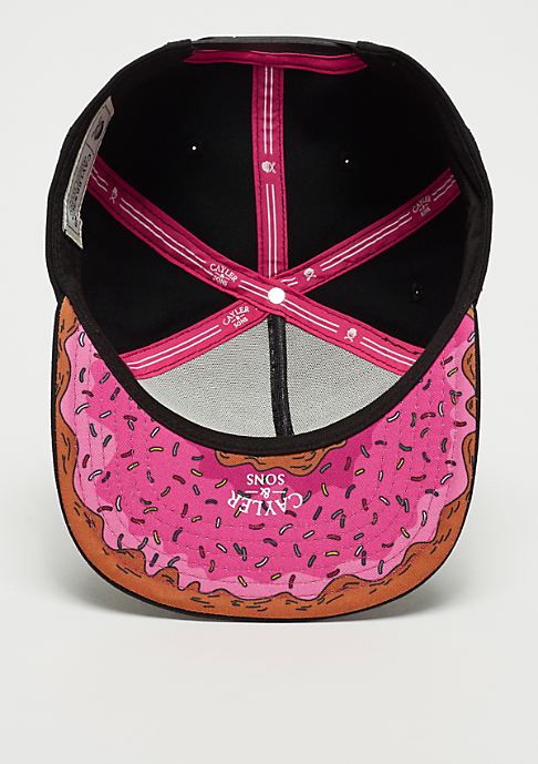 Cayler & Sons WL Los Munchos black/pink