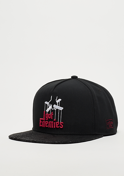 Cayler & Sons WL Enemies black/red