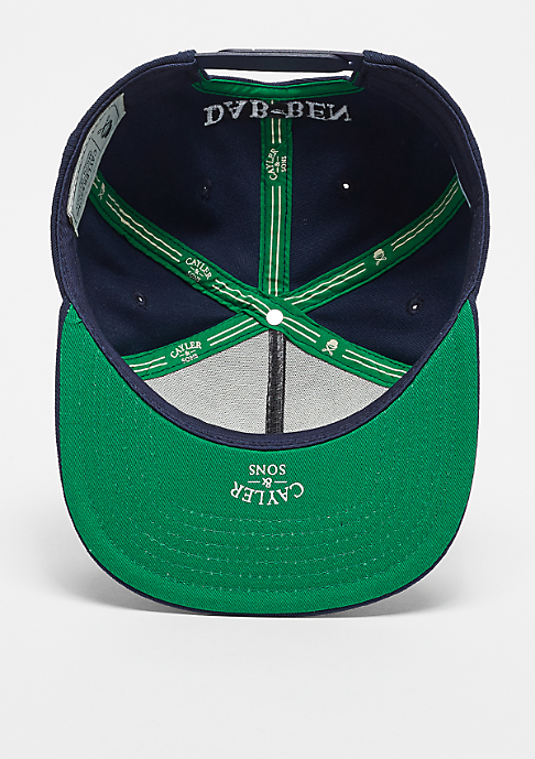 Cayler & Sons WL Dab-ben navy/green
