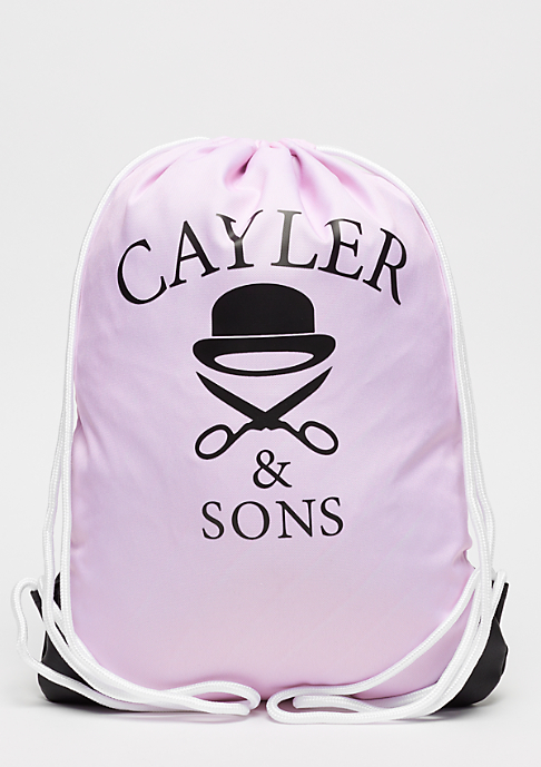 Cayler & Sons WL Trust pale pink/black