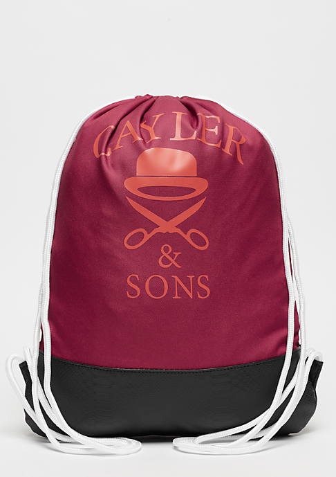 Cayler & Sons WL Drop Out maroon/black