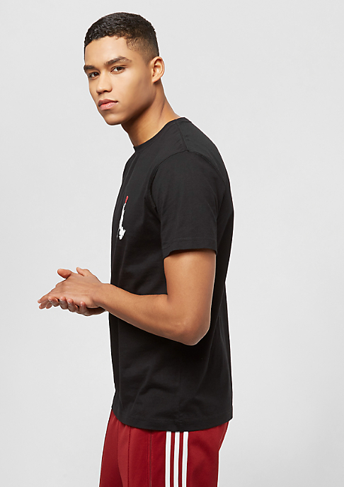 Cayler & Sons WL Thorns Tee black/white