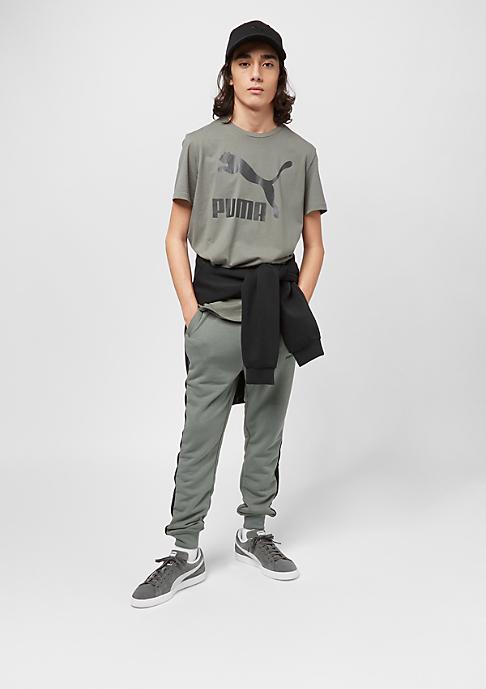 Puma Junior Classic T7 castor gray