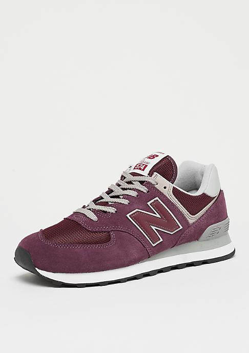 New Balance ML574EGB burgundy