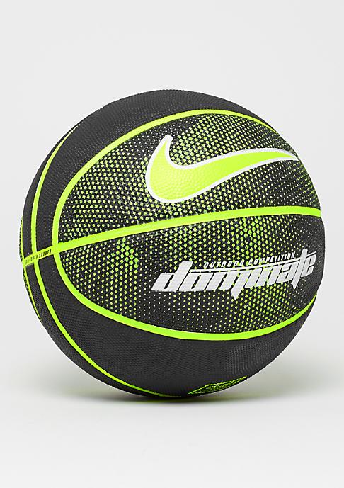 NIKE Basketball Dominate 8P black/volt/white/volt