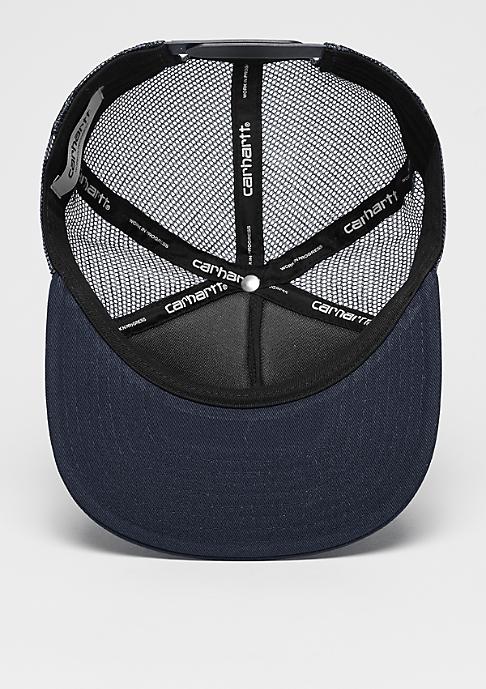 Carhartt WIP Oval dark navy/white