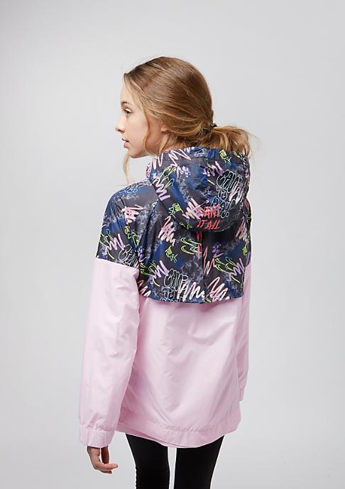 NIKE Junior AOP6 arctic pink/white