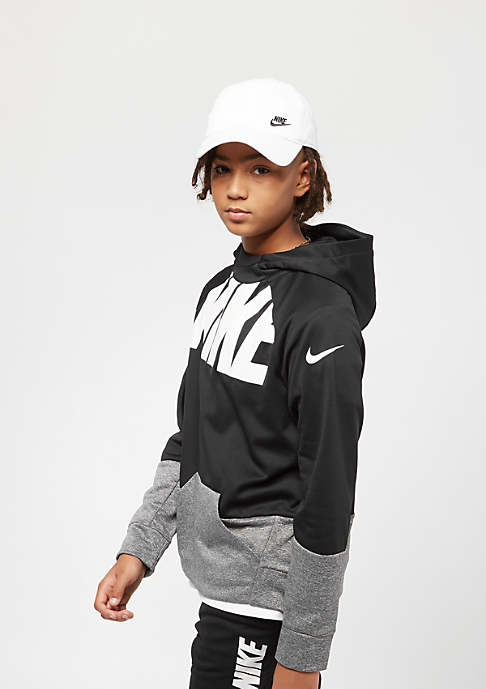 NIKE Junior Thrma GFX black/carbon heather