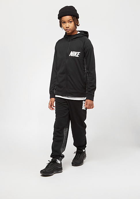 NIKE Junior Track Suit Poly black/black/black/white
