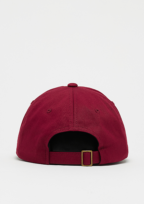 Brixton Meyer burgundy