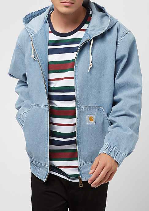 Carhartt WIP Active blue stone bleached