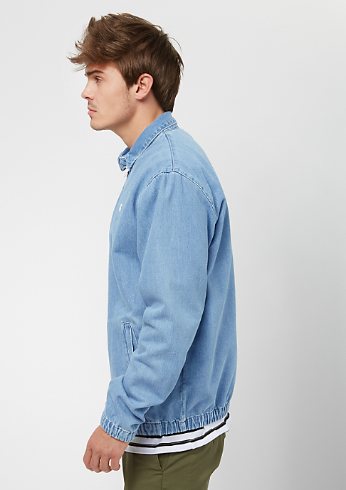 Carhartt WIP Madison blue/white stone bleached