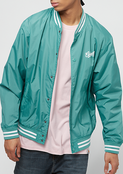 Carhartt WIP Power soft teal/white