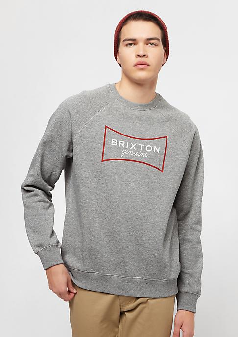 Brixton Ramsey III heather grey
