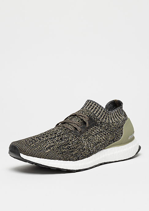 adidas Running UltraBOOST Uncaged trace cargo/core black/chalk pearl