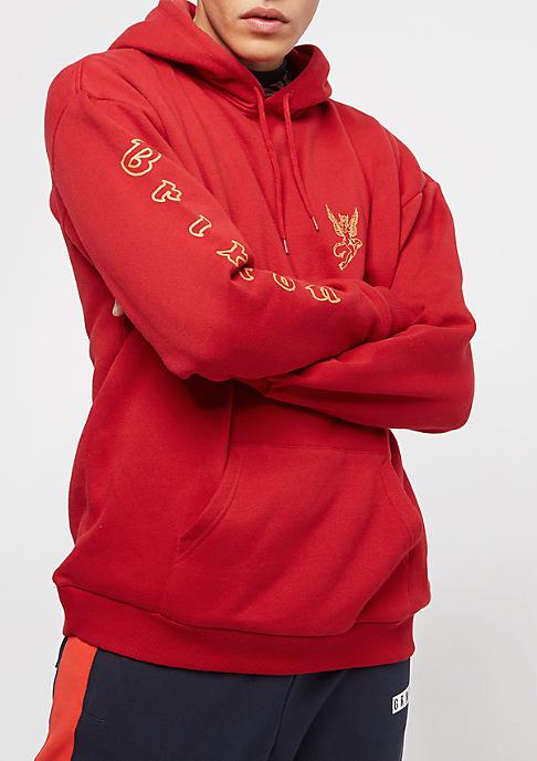 Brixton Temptress red