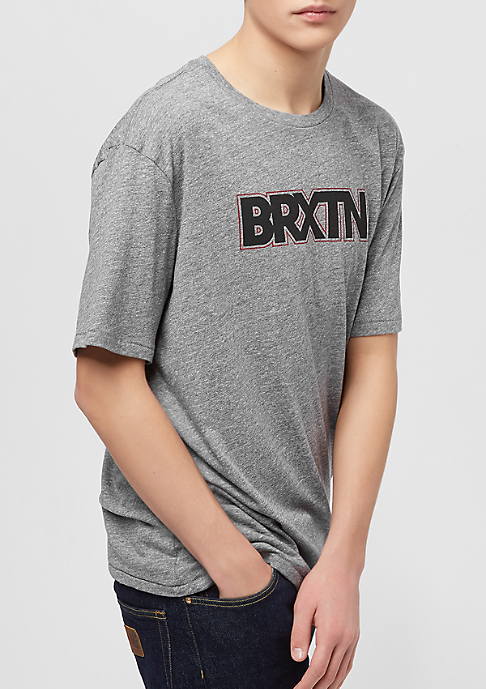 Brixton Edison heather grey