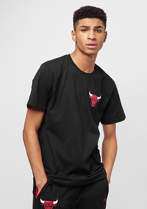 New Era Tip Off Chest 'n' Back Chicago Bulls black