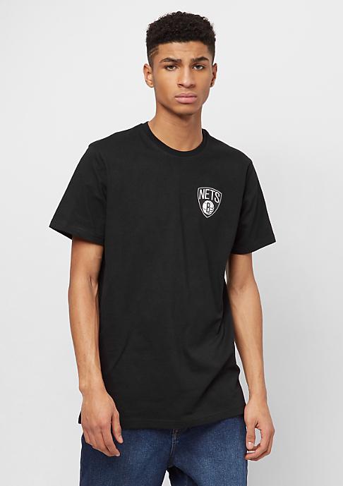 New Era Tip Off Chest 'n' Back Brooklyn Nets black