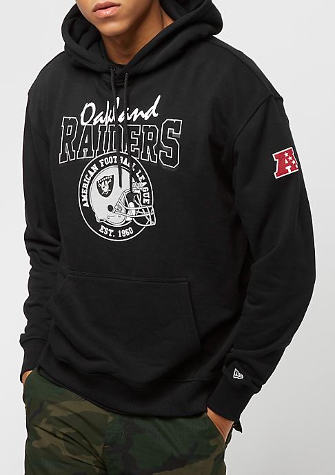 New Era F-O-R Oakland Raiders black