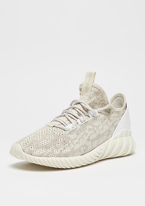 adidas Tubular Doom Sock PK clear brown/chalk/ftwr white