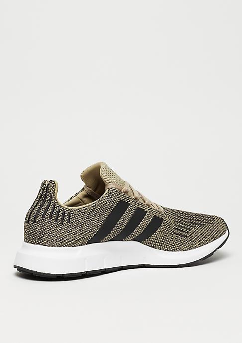 Adidas Swift Run raw gold/core schwarz/ftwr Weiß Weiß Weiß bei SNIPES Besteellen 8d50a7