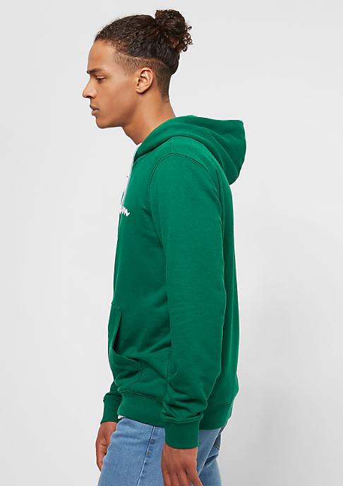 Champion Hooded Full Zip green