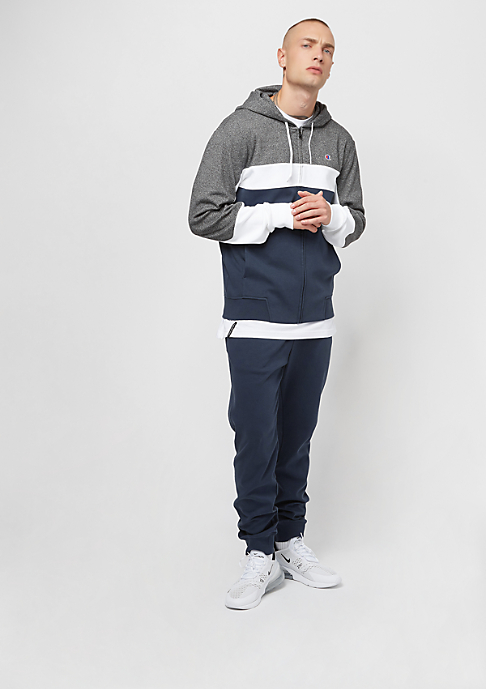 Champion Hooded Full Zip Suit navy