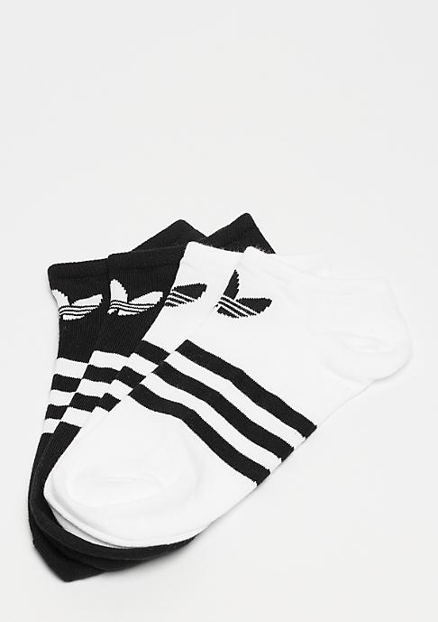adidas Trefoil Liner Stripes 2PP black/white