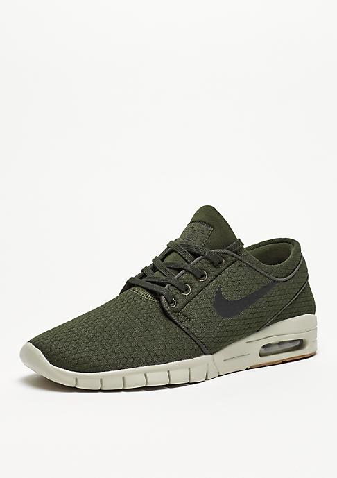 NIKE SB Stefan Janoski Max sequoia/black/gum med brown/light bone