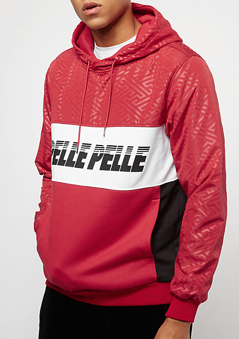 Pelle Pelle Sayagata Cut red