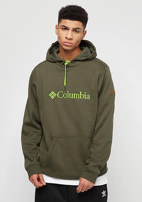 Columbia Sportswear Basic Logo II peatmoss/fission