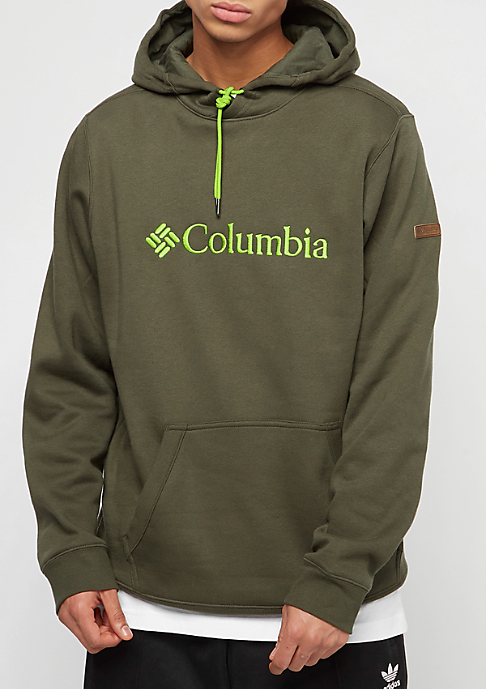 Columbia Sportswear Basic Logo II peatmoss/fission