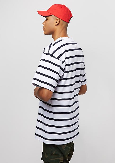 Karl Kani Stripes white/navy