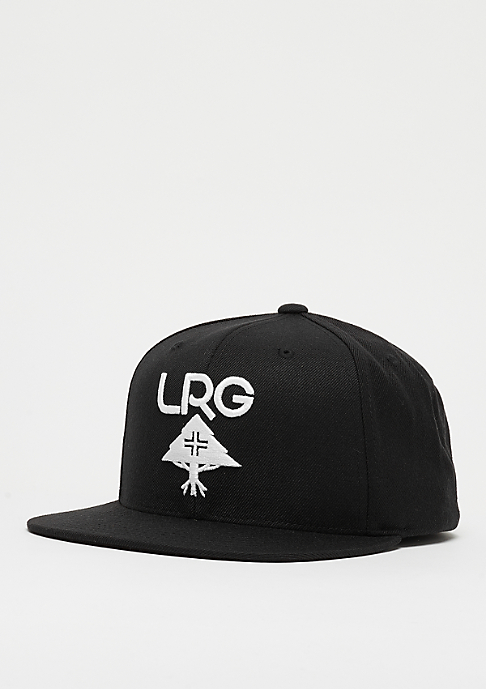 LRG Research Group black/white