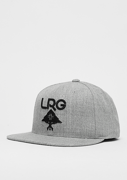 LRG Research Group graphite heather