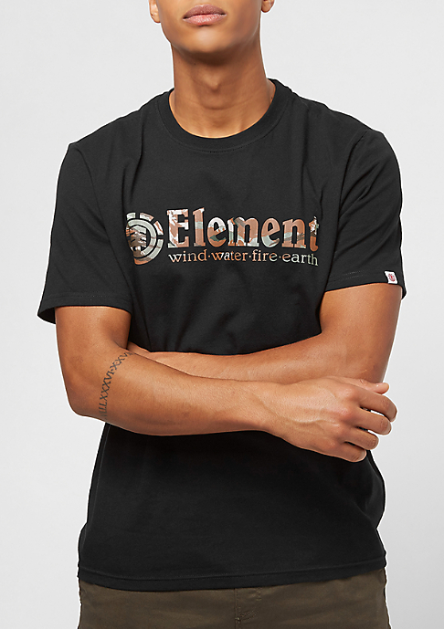 Element Horizontal Fill flint black