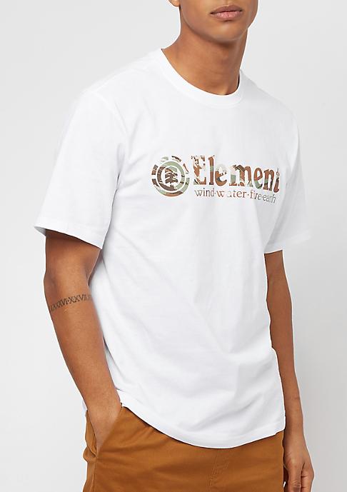 Element Horizontal Fill optic white