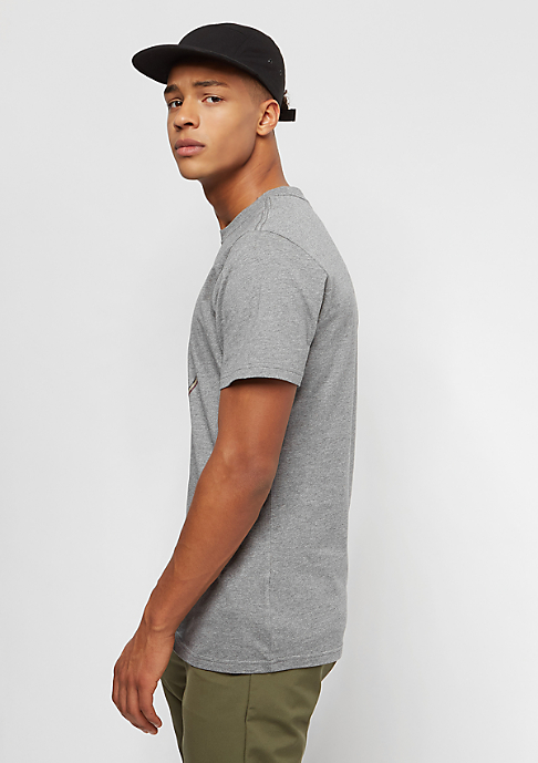 RVCA Motors Standard athletic heather