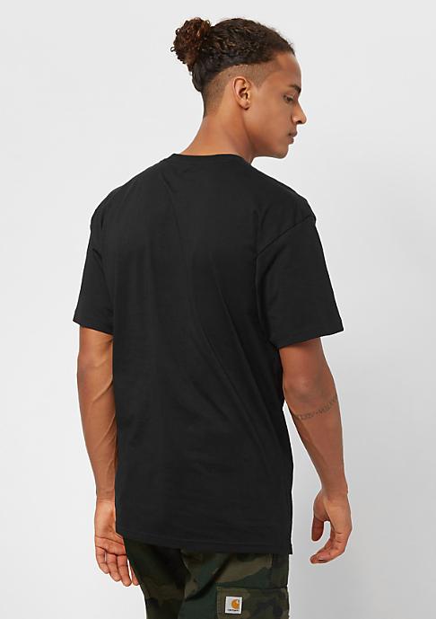 VANS Left Chest Logo black