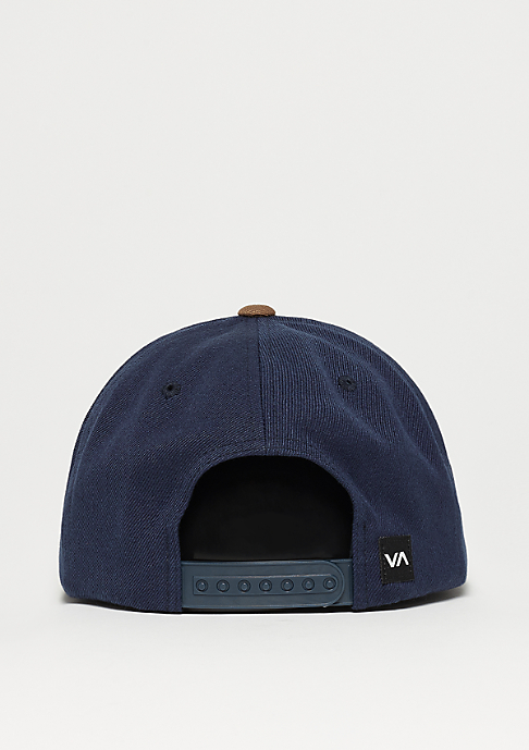 RVCA Commonwealth 3 navy