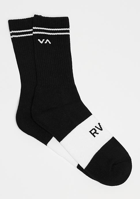 RVCA Basic Block black